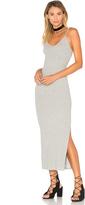 Indah Licorice Tank Dress