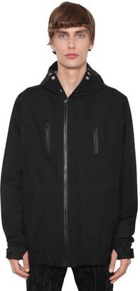 Takahiromiyashita Thesoloist Goretex Nylon Zip Hooded Jacket