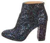 Charlotte Olympia 2017 Alba Glitter Ankle Boots