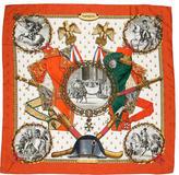 Hermes Napoleon Silk Scarf
