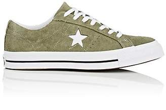 Converse Men's One Star OX Suede Sneakers - Green