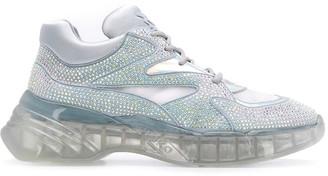 Pinko Embellished Low-Top Sneakers