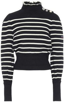 Marc Jacobs x Armor-Lux striped virgin wool sweater