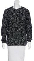 Sandro Rib Knit Sweater