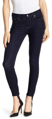 7 For All Mankind Ankle Skinny Stirrup Jeans
