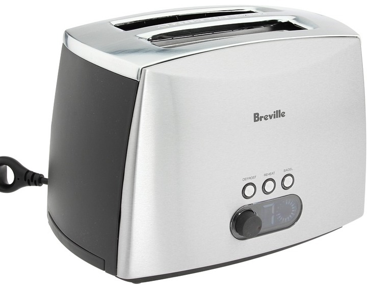 Breville CT70XL ikon 2-Slice Toaster (Stainless Steel) - Home