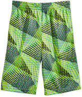 Champion Abstract-Print Mesh Shorts, Toddler Boys (2T-5T)