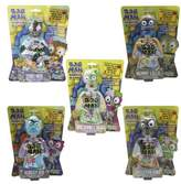 Slimy Putty Slimy Scary Bag Man Squeezy Putty - Pack Of 5