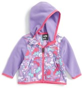 The North Face Infant Girl's Glacier Fleece Hoodie
