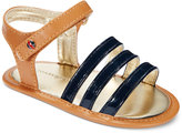 Tommy Hilfiger Baby Girls' Lil Anna Peacoat Sandals