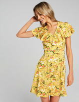 Dotti Ruffle Your Feathers Skater Dress
