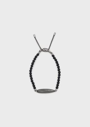 Emporio Armani Man Stainless Steel Bracelet