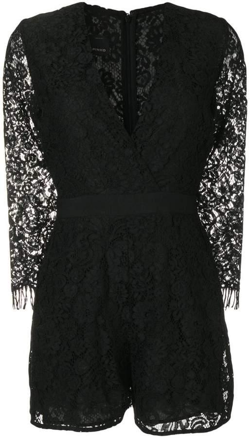 3e48e6ae48 Pinko Black Lace Dresses - ShopStyle