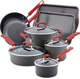 Rachael Ray Hard-Anodized Non-Stick 12-Piece Cookware Set