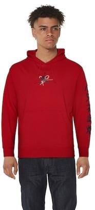 Jordan Legacy Hoodie Sweatshirt - Gym Red
