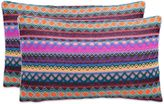 Safavieh Mirabelle 20-Inch x 12-Inch Throw Pillows (Set of 2)