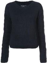 Voz knitted jumper