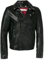 Golden Goose Deluxe Brand Berry biker jacket