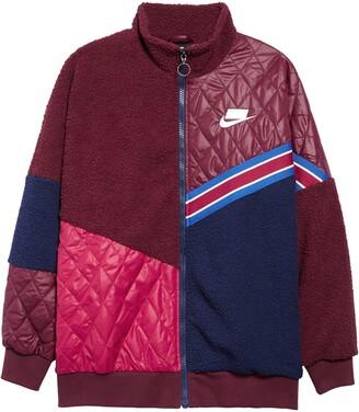 Nike Sportswear Fleece Track Jacket