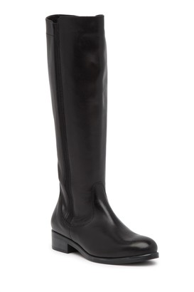 Italian Shoemakers Asia Leather Knee-High Boot