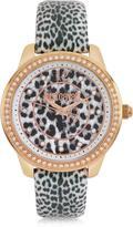Just Cavalli Leopard 3H Women's Watch