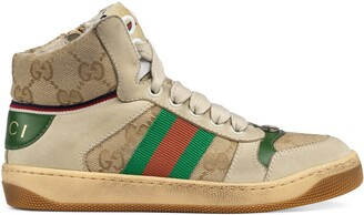 Gucci Children's Screener hi-top sneaker