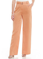 Lucy Paris Belted Wide Leg Pant
