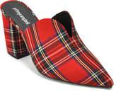Jeffrey Campbell Complete - Plaid Block Heel