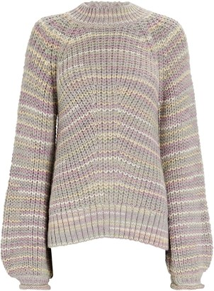 Nicholas Maliya Space Dyed Sweater