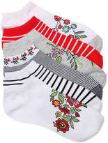 Mix No. 6 Floral No Show Socks - 6 Pack - Women's
