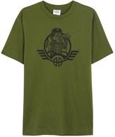 Billionaire Boys Club Commander Printed Cotton T-shirt