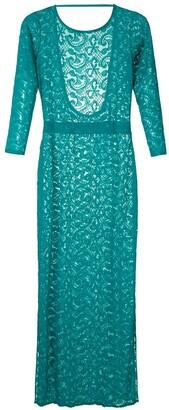 BRIGITTE Lace Maxi Dress