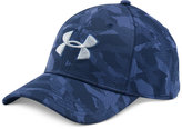 Under Armour Men's Printed HeatGear Logo Hat