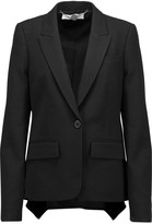 Stella McCartney Wool-blend blazer