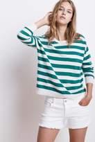 Rylan Stripe Cashmere Blend Sweater