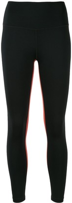 Splits59 Aerial 7/8 contrast panel leggings