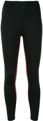Splits59 Splits 59 stripe panel leggings