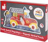 Janod fireman magnetic puzzle