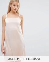Asos Metallic Mini Dress