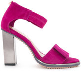 Ginger & Smart Innuendo sandals - women - Suede - 36