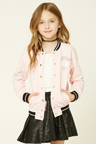 Forever 21 FOREVER 21+ Girls New York 01 Jacket (Kids)