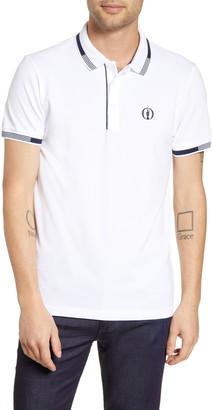BOSS British Open Paddy Pro Regular Fit Polo Shirt