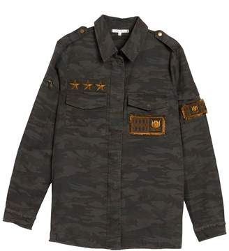 Willow & Clay Military Jacket
