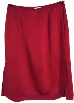Malo Pink Skirt for Women