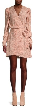 Free People Kinsley Ditsy Floral Blouson Dress