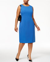 Anne Klein Plus Size Sheath Dress