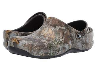Crocs Bistro Realtree Edge Clog