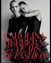 Rizzoli Carolina Herrera 35 Years of Fashion