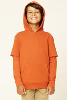Forever 21 FOREVER 21+ Boys French Terry Hoodie (Kids)