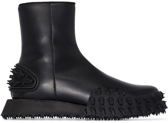 Rombaut Recycle Surf leather ankle boots